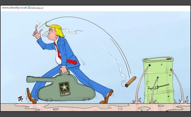Trump's Syria Legacy