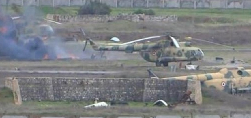 Three Regime Pilots Killed in Helicopter Crash