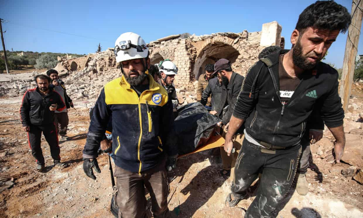 More than 1,000 killed in Syria airstrikes since April, say monitors