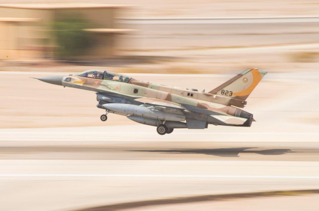 Israel's Kamikaze Drones Are Causing Problems for Syria