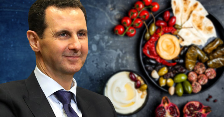 In Russian Press: Assad Meal's Are Proof of His Patriotism