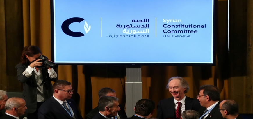 Syrian Opposition: The Regime Insists on Breaking With Reality
