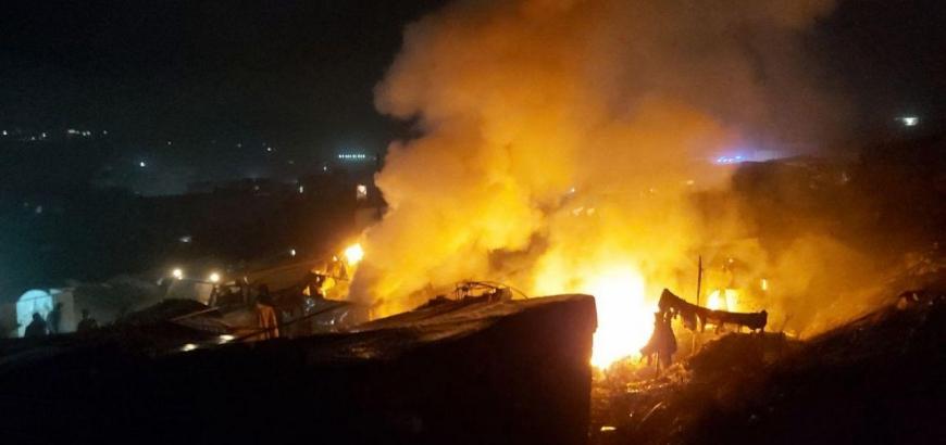 Death Toll From Qah Massacre Rises