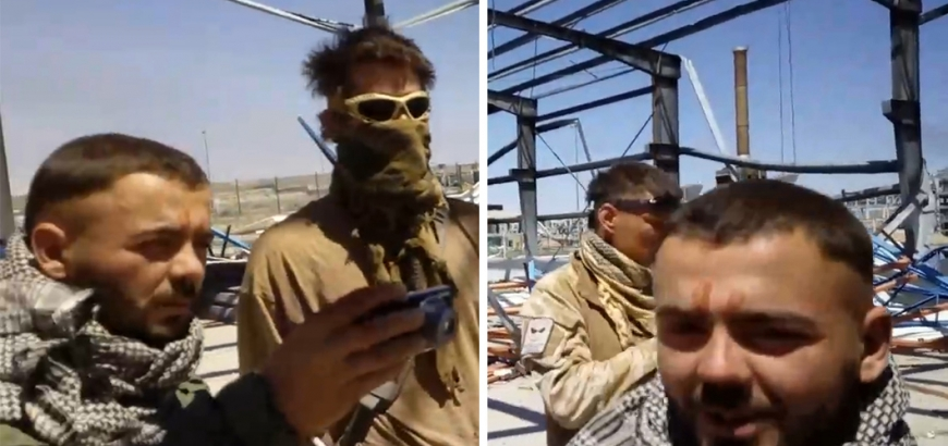 Russia Disavows Leaked Video of Beheading