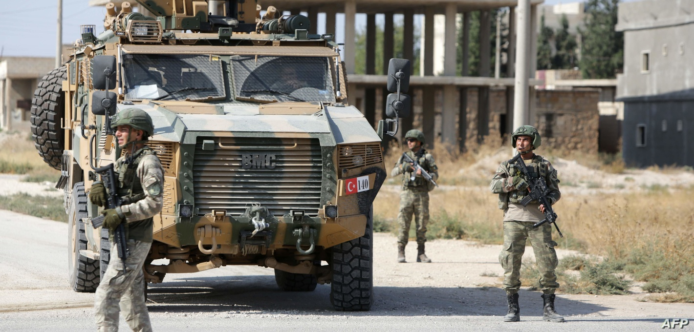 Turkey Faces Growing Regional Tensions Over Syria