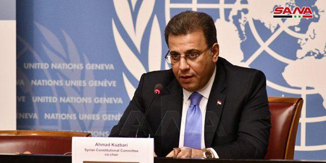 Who's Who: Ahmad Nabil al-Kuzbari