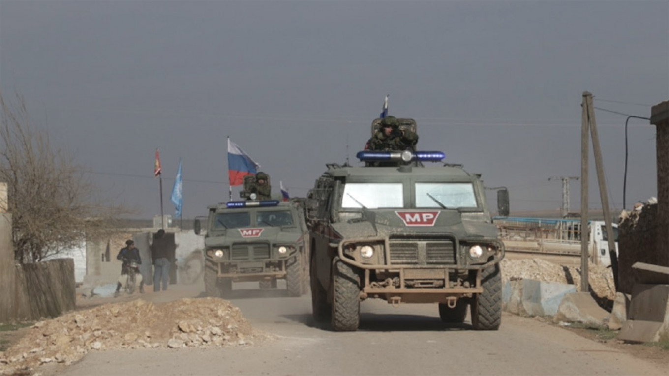 Russia Inherits American Bases in Northeastern Syria