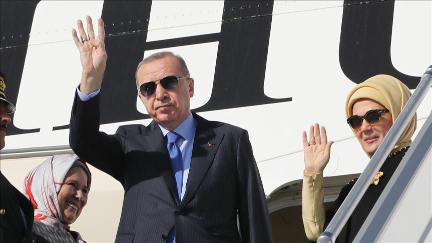 Syria among top agenda items in Erdogan-Trump meeting