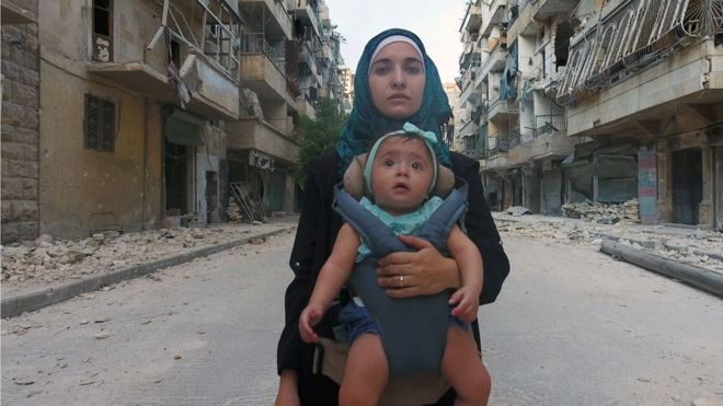 For Sama: Acclaimed Syria documentary wins British Independent Film Awards