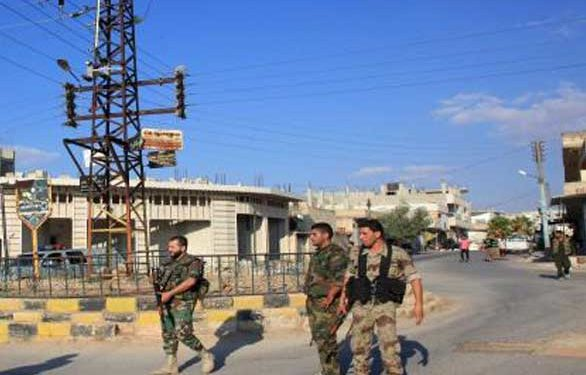 Syrian Officer Wounded in Clashes Between Shabiha and Regime Agencies in Hama