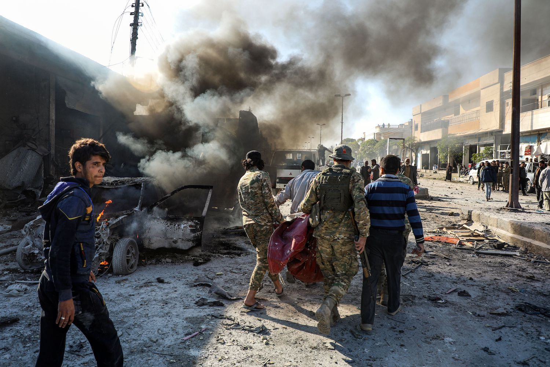 Turkey Begins Resettling Refugees in Northeastern Syria