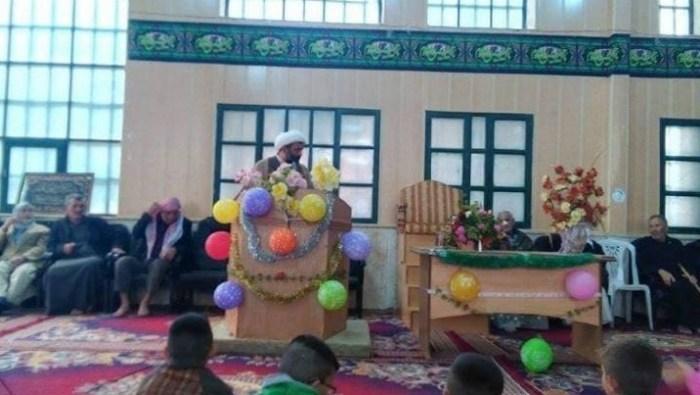 Iranian Cultural Centers Put Deir Ez-Zor's Children on Their List of Priorities