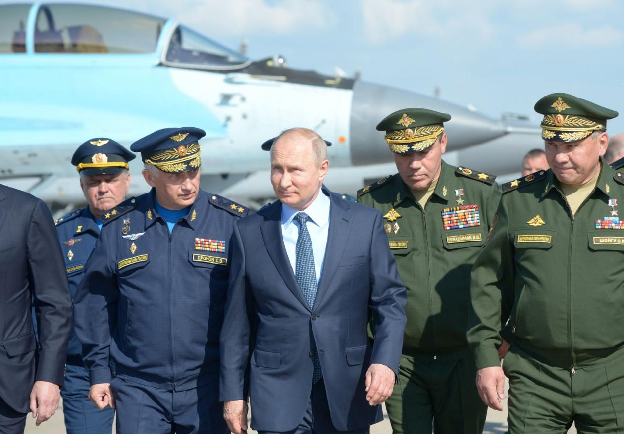 How the Syrian Civil War Made the Russian Air Force Even Deadlier