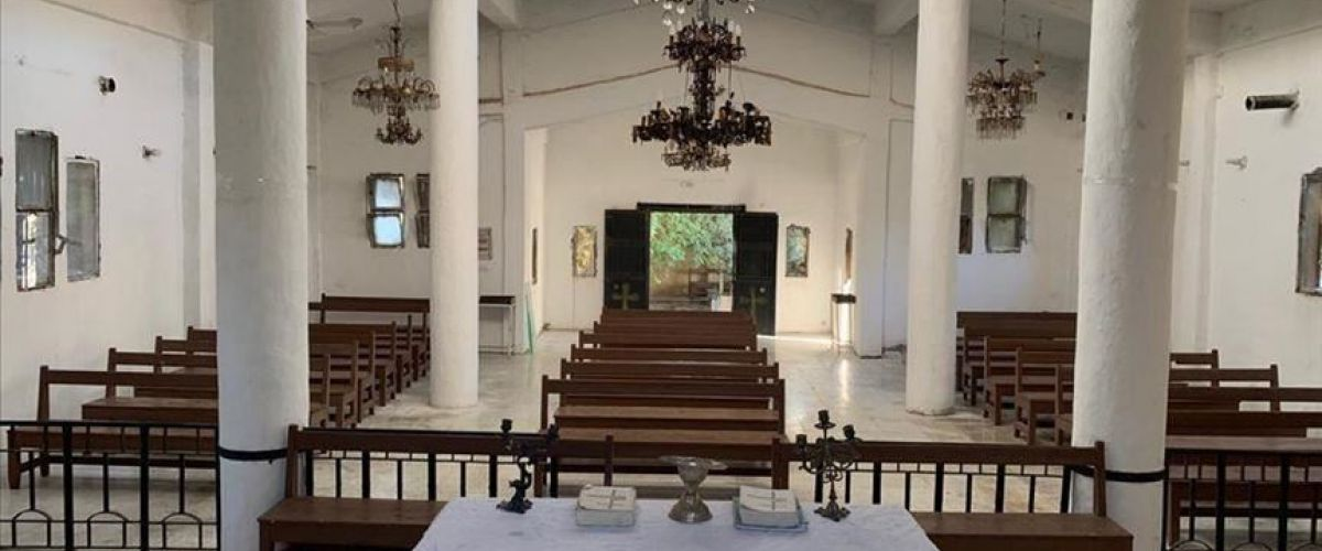 Syrian Christians: Exploited or protected minority?