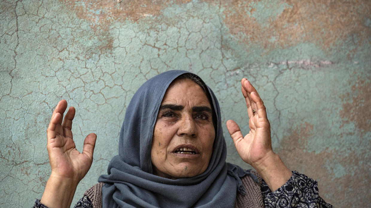 'In cold blood': Syria Kurds say killed, robbed by Turkey proxies