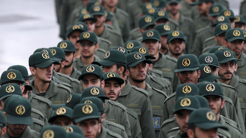 Iran Hiding Missiles in Syrian Underground Tunnel