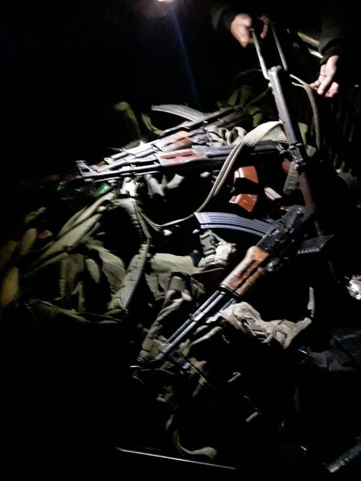 Militants Kidnap 15 Fighters From Air Force Intelligence in Nahtah