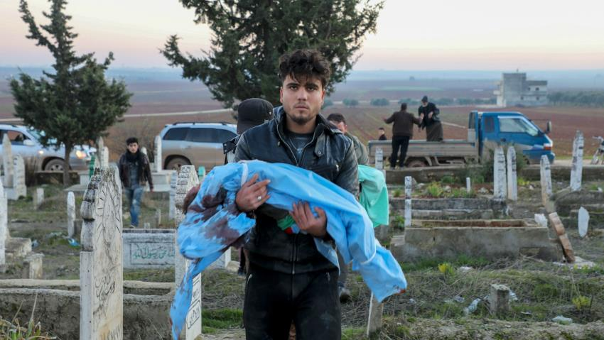 Will we ever really know how many people have died in Syria since 2011?