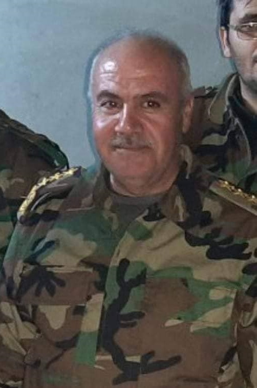 "Major General Mohamed Fakhrou ""Engineer of the Joubar Tunnels"" Killed With Other Officers in the Deir ez-Zor Desert"
