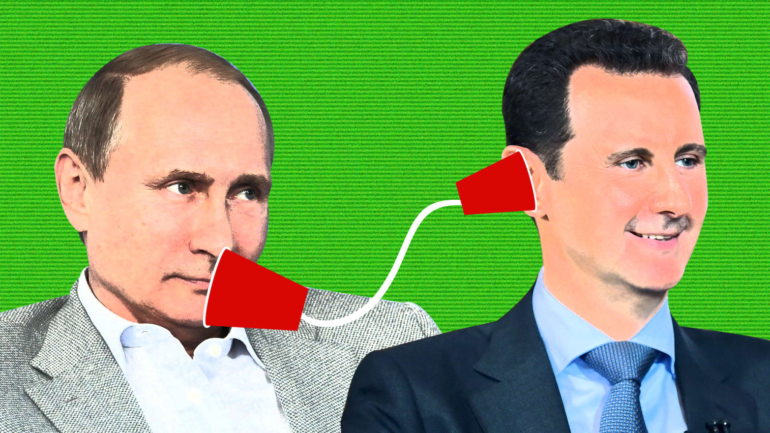 Syria May Be the Test Case for Russia's Influence