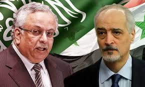 Saudi Arabia Heads Towards Damascus