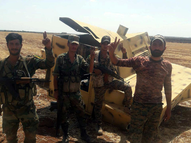 Regime Forces Withdraw From Positions in Southern Idleb