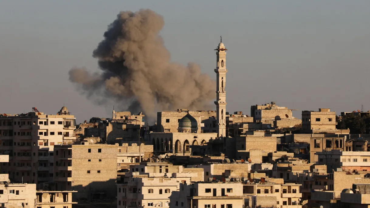 Syrian Government Forces Capture Towns in Advance on Rebel-held Idlib