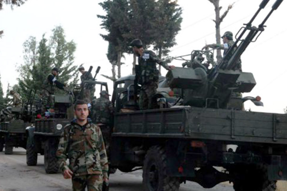 Syria fighters transported to Libya attempt to escape to Italy