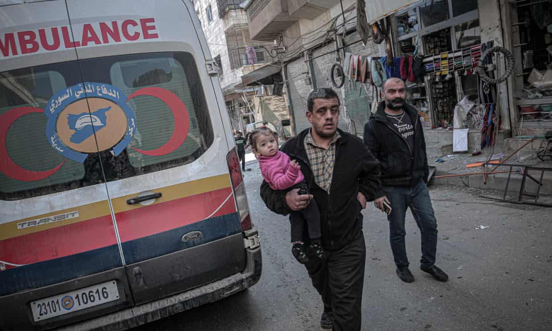 Idlib province bombing kills 21 in single day