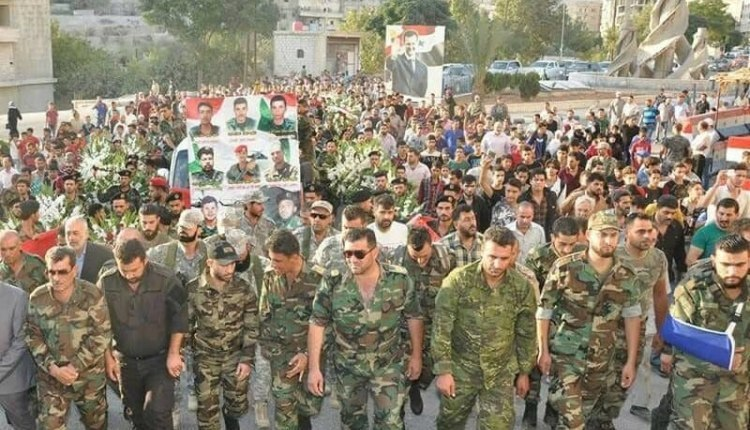 Eight Settlement Fighters From Damascus Countryside Killed, and Contact Lost With Dozens of Others