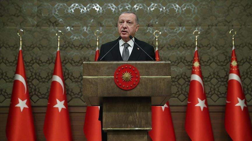 Erdogan Hints at Possibility of Cooperating With Americans in Idleb