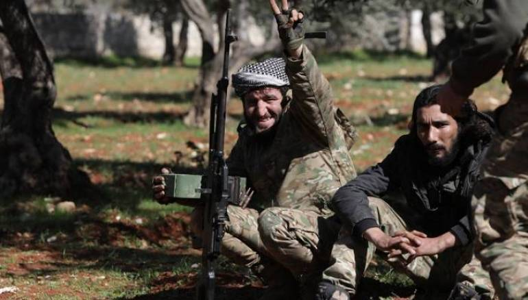 Opposition Fighters Retake Saraqeb Town From Assad Forces