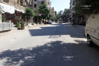 Russians Expel Military Police Patrols From Douma