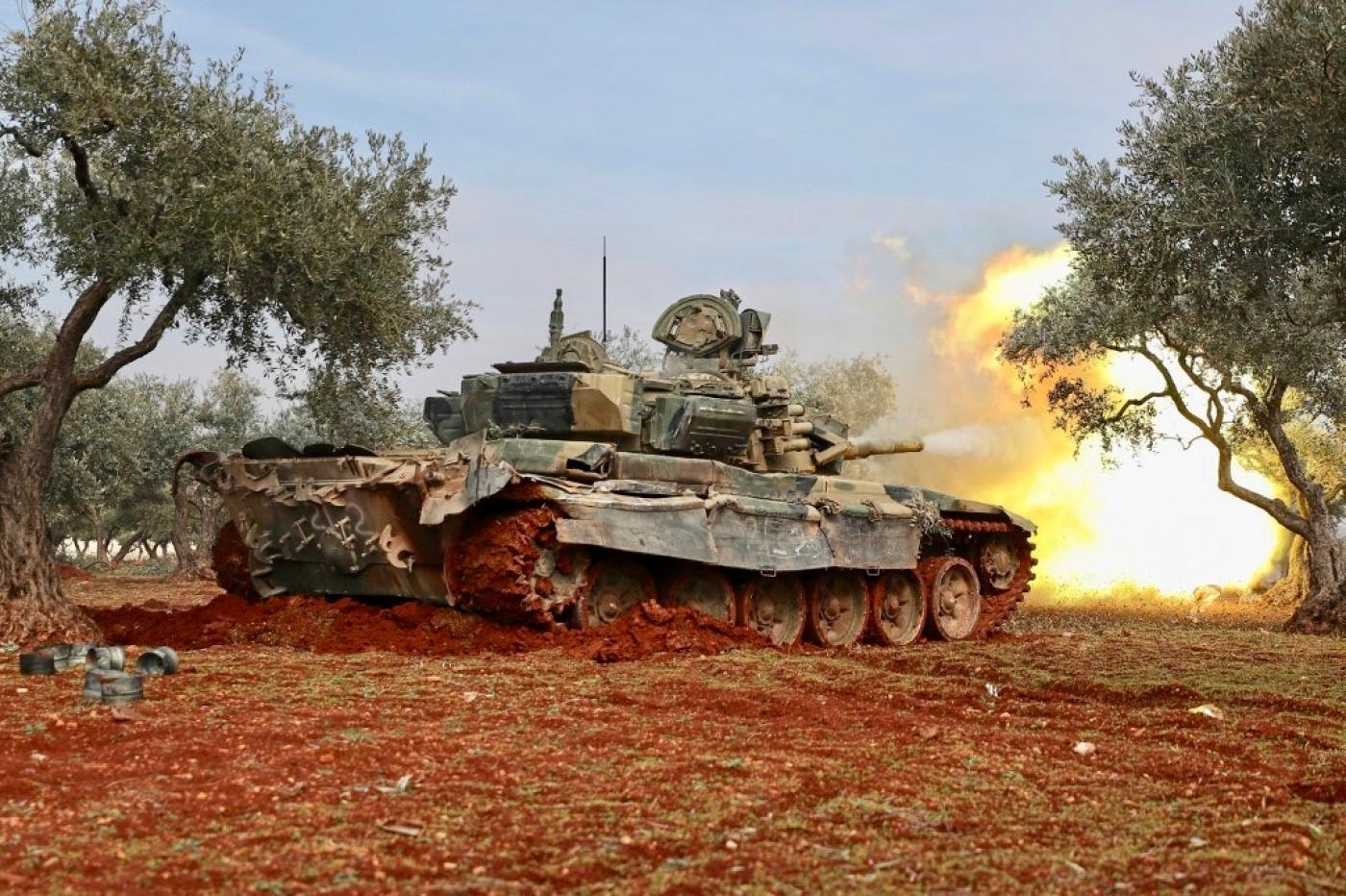 Syrian government forces consolidate grip around Aleppo