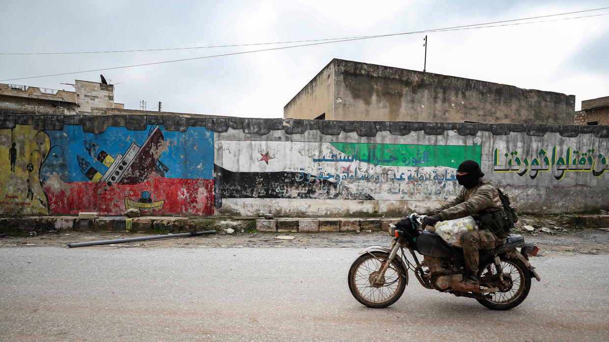 Syria's Kafranbel: from witty protests to recapture