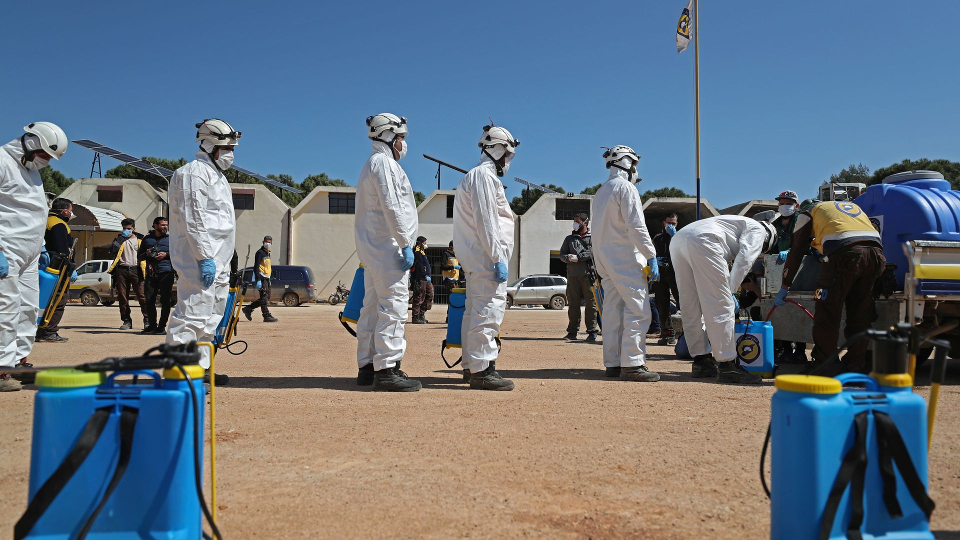 Syria reports first coronavirus case