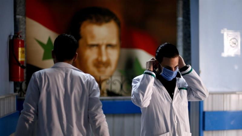UN calls for total ceasefire in Syria to focus on coronavirus