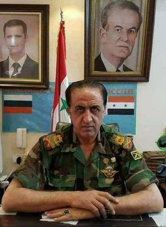 The Regime Appoints General Zaid Saleh as Head of the Security and Military Committee in Idleb