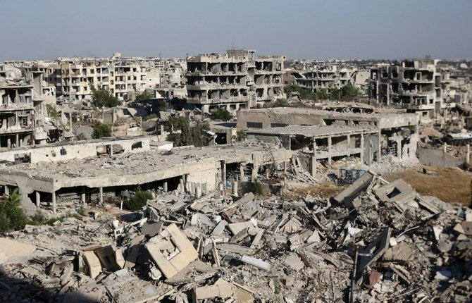 UN's political process complicit in ongoing Syrian disaster