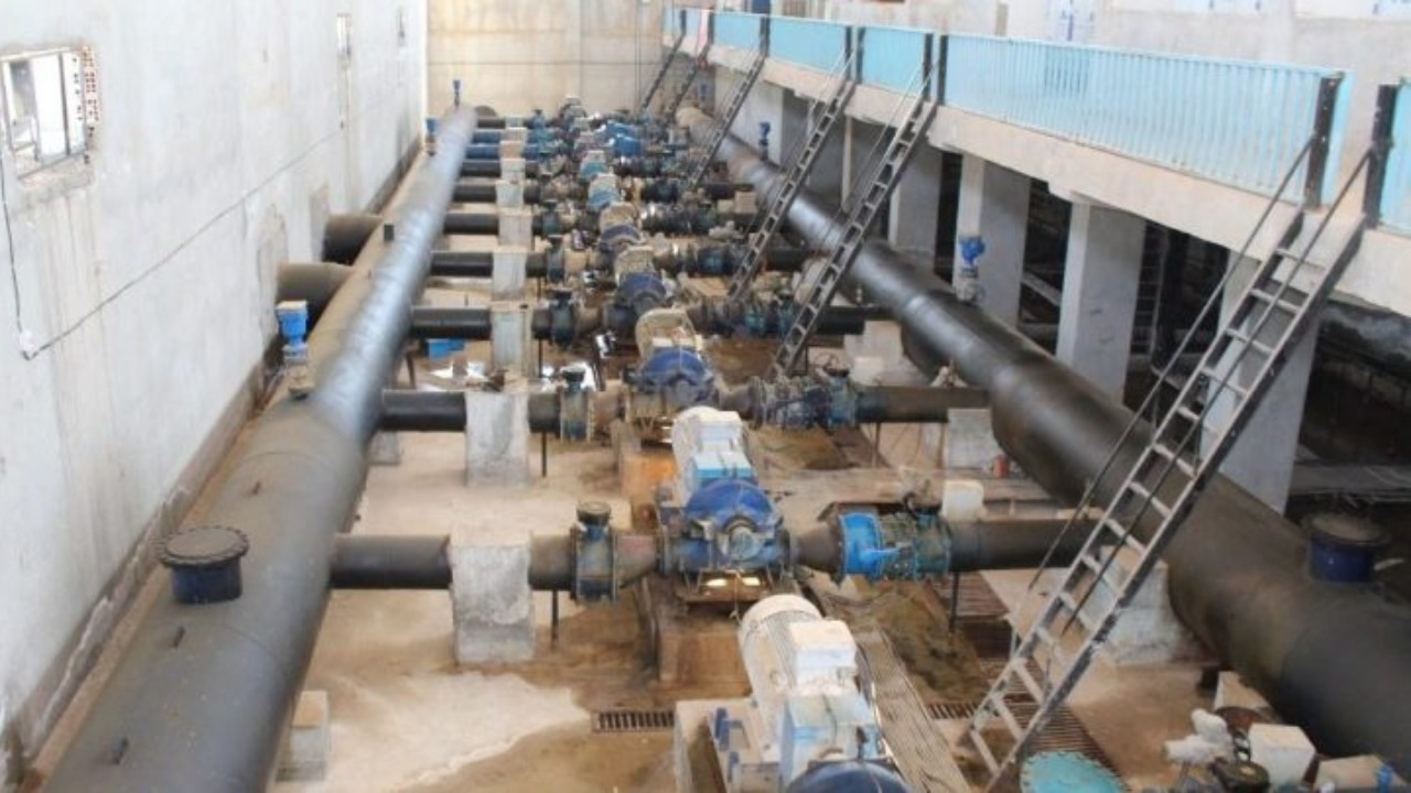 Turkey, again, cuts water supply to 460,000 people in northeastern Syria
