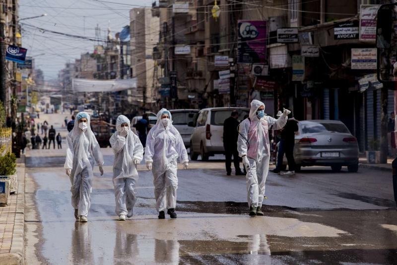 China, Russia push for lifting of sanctions on Syria over pandemic