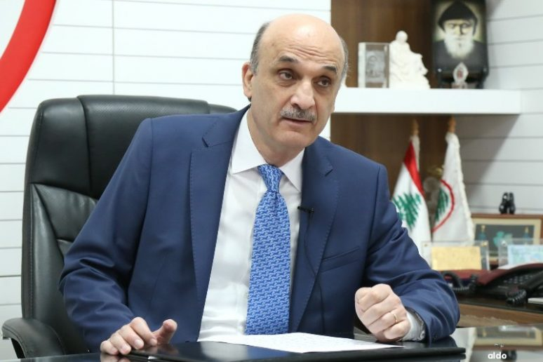 Every Attempt to Reinstate the Assad Regime Will be a Blow to Lebanon: Geagea