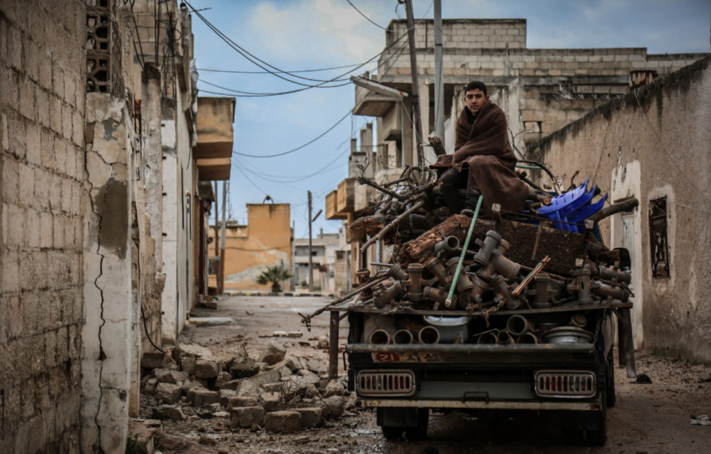 Leak Reveals Jihadists' Weakening Grip in Syria's Idlib