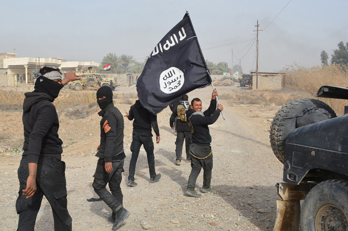 U.S. military fears pandemic could lead to ISIS resurgence in Syria