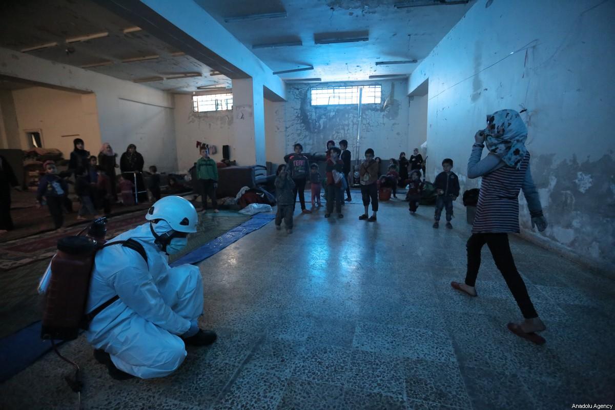 EU to renew sanctions against Syria regime despite COVID-19