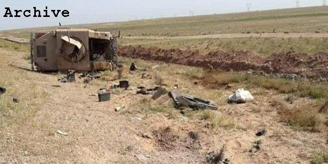 US Soldiers and Members of Qasad Injured in Attack