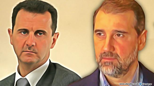 It's Me or the Flood: Assad and Makhlouf