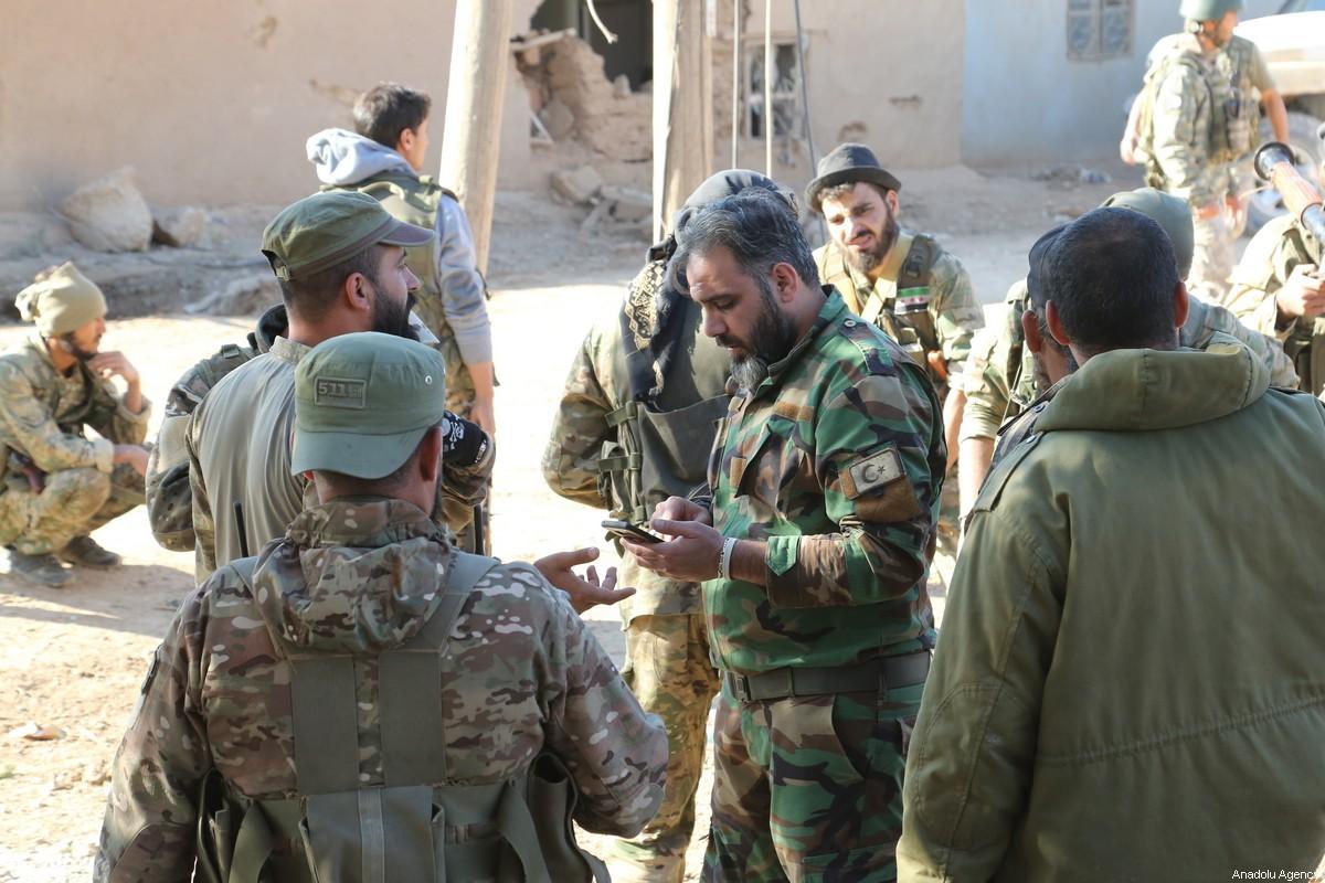 Gunmen assassinate ex-Syria army officer in Daraa