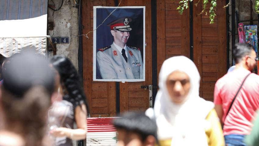 Syria U0026 39 S Ruling Baath Party Wins Parliamentary Polls The