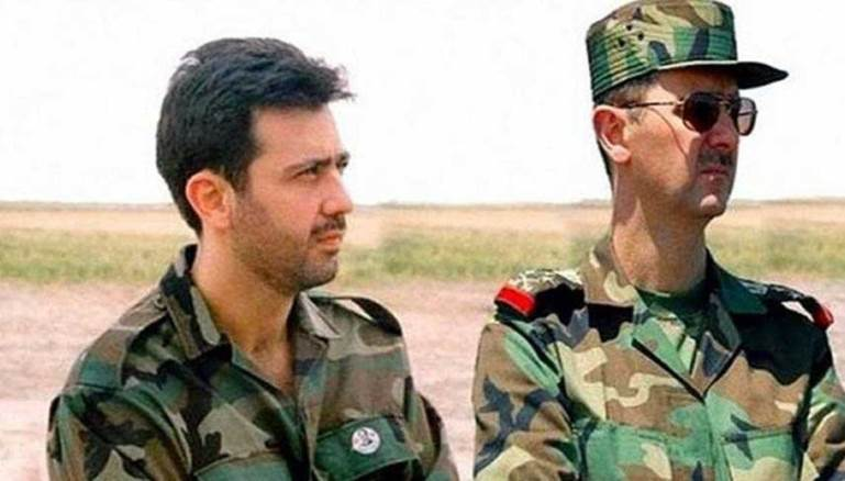 Who Killed Maher al-Assad's Companion and the Airforce Intelligence Officers?